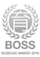 BOSS IKUBOSS AWARD 2016